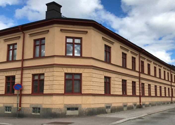 Eskilstuna fasad 2